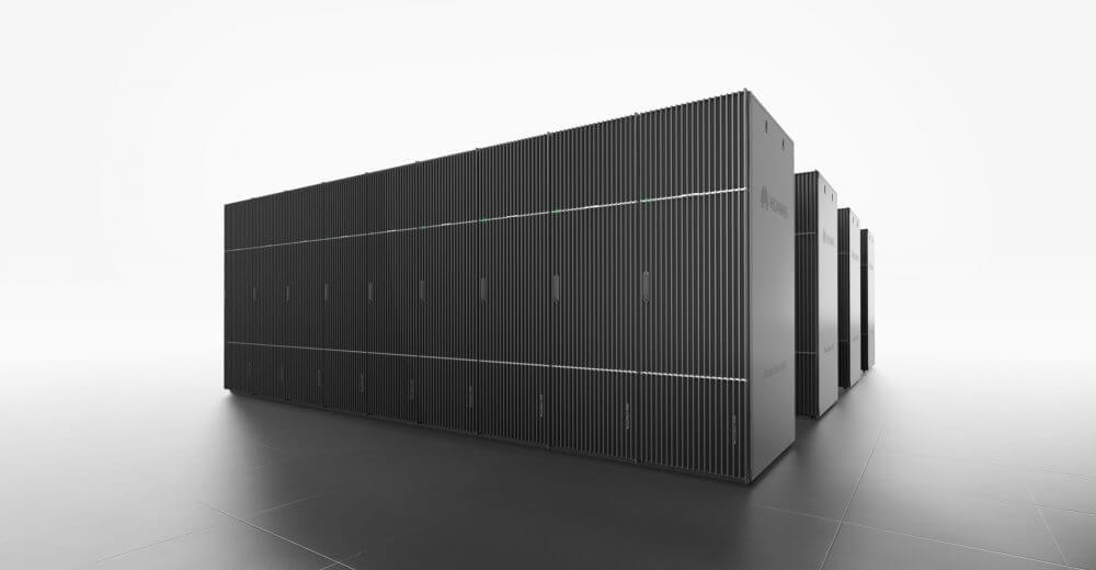 Huawei Ocean Store Cloud Server Rendering Product Design Innovation Engineering Support