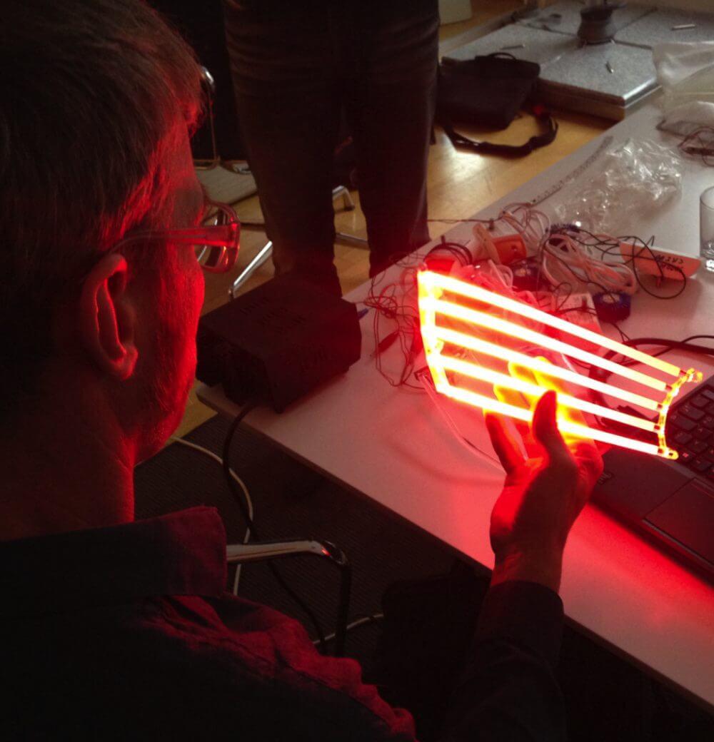 Miele Co-work Co-creation workshop innovation hands-on experimental