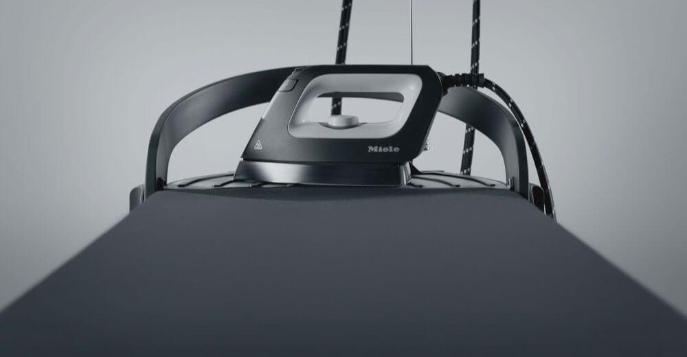 Miele Fashionmaster Wäschepflege Bügeln Premium Detail2 laundry care ironing station iron