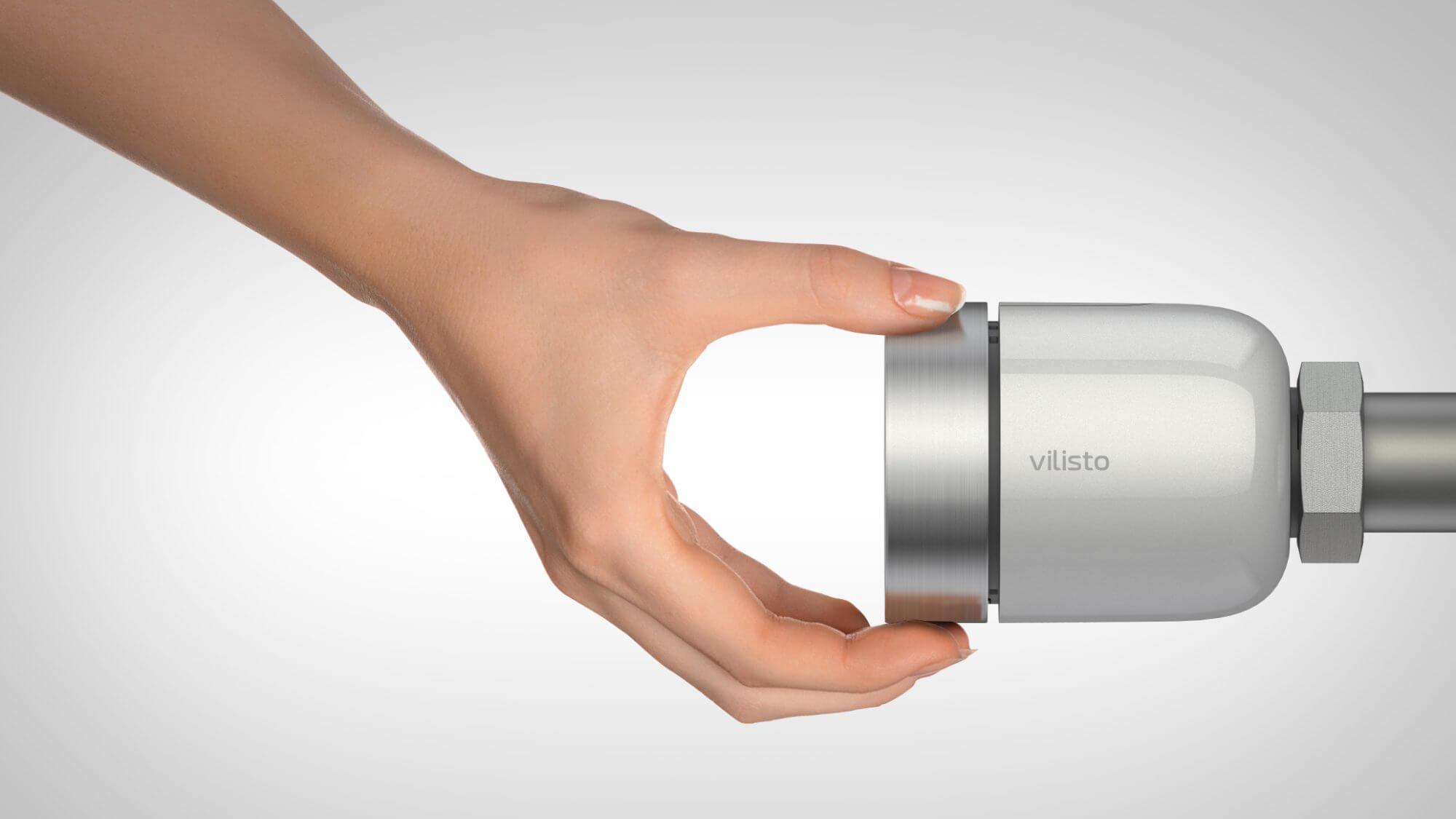 Vilisto Smart Home Thermostat Start-up Use Case Hamburg Innovation