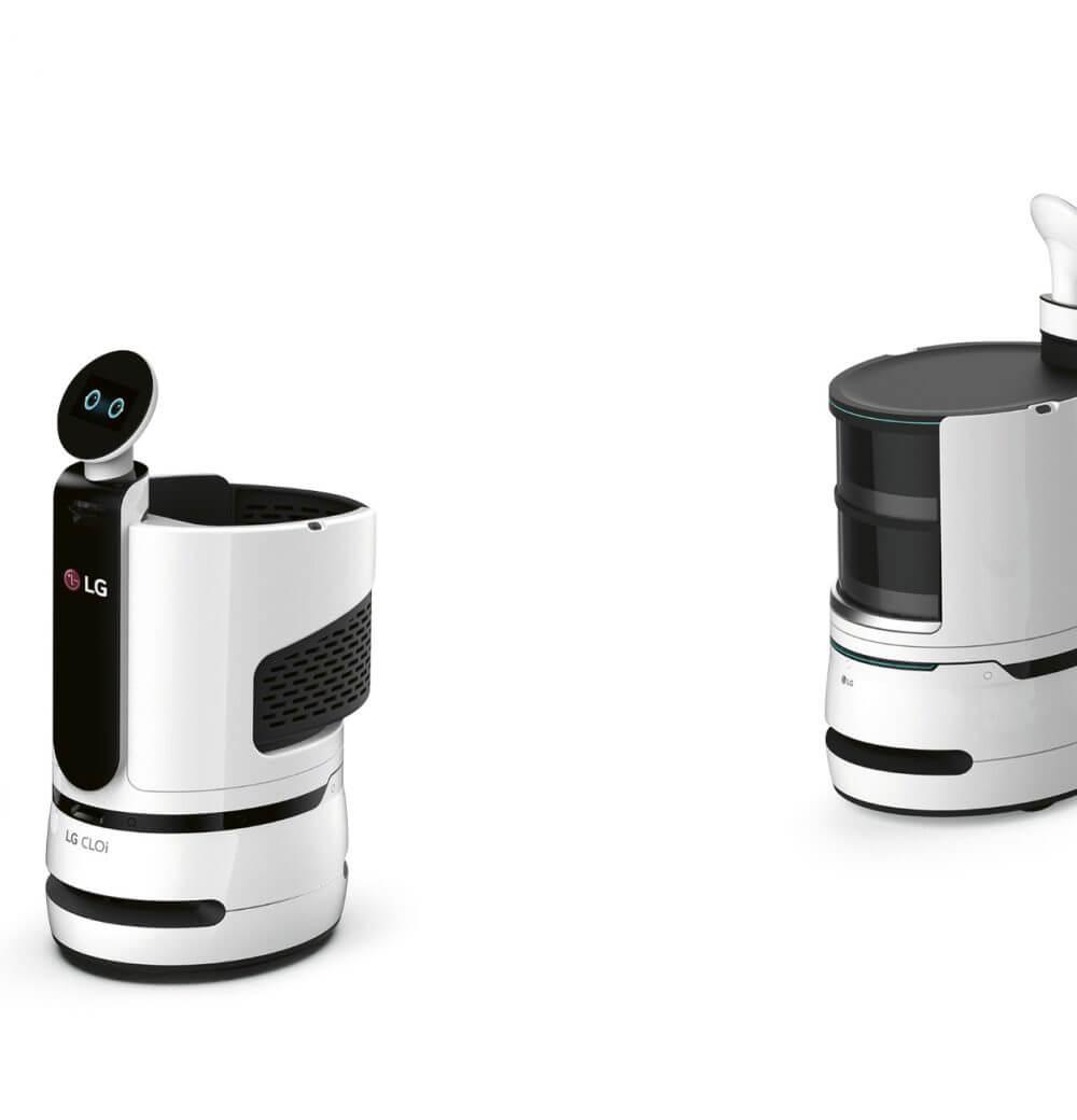 LG Robot - Design3