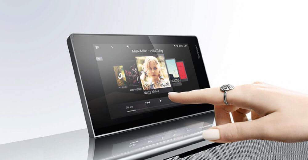 Loewe Soundvision UI - Design3