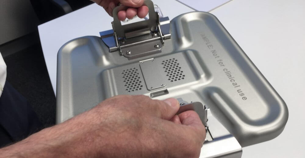 Aesculap Sterile Container System User-centered Medical Design